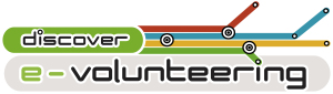 Logo odkryj e-wolontariat UK rgb